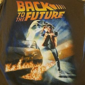 Back to the Future Tank!
